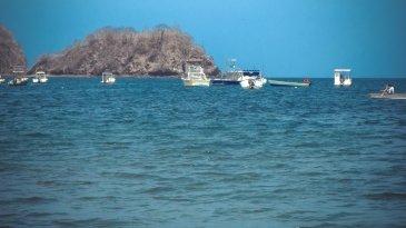 Playa Del Coco autor: Jacek Brzezowski