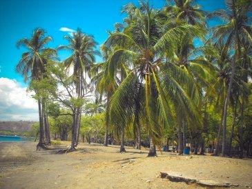 Playa Hermosa autor: Jacek Brzezowski