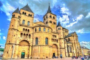 Katedra Romańska w Tournai