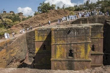 Ancient City of Lalibela
