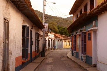 Choroni Town