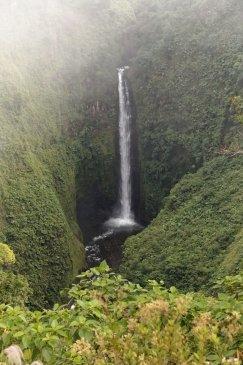 waterfall in Alajuela