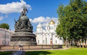 St.Sophia Catedral, Novogrod