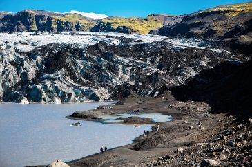 Myrdalsjokull Glacier Park