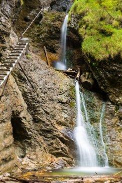 Sucha Bela gorge in Slovensky raj National Park