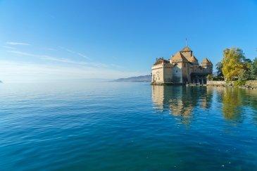 Chateau de Chillon , Montreux
