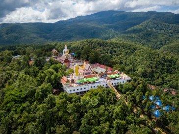 Wat Phra Thai Doi Kham Temple
