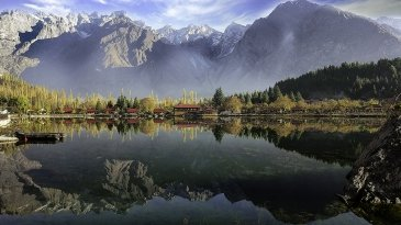 Kachure Lake