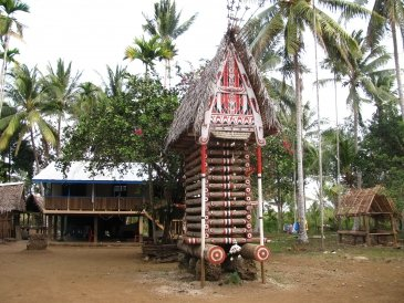 w wiosce kanibali