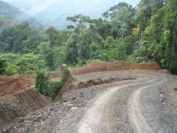 Krajobraz Papuaski .JPG