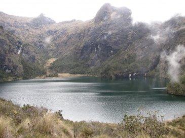 Góra Wilchelma najwyższa góra w Papui Nowej Gwinei 4509 mnpm .JPG