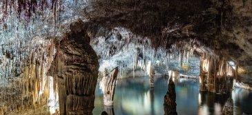 Cuevas del Drach- Hiszpania