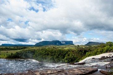 Park Narodowy Canaima Wenezuela