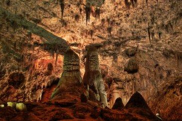 Carlsbad Caverns USA