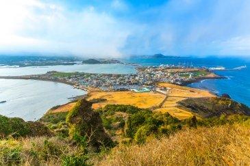 Wyspa Jeju ( Czedzu) Korea Południowa