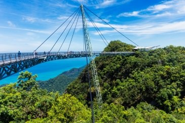 Archipelag Langkawi Malezja