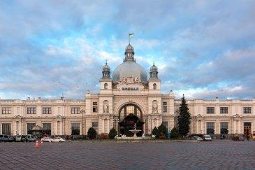 Dworzec Lwowski