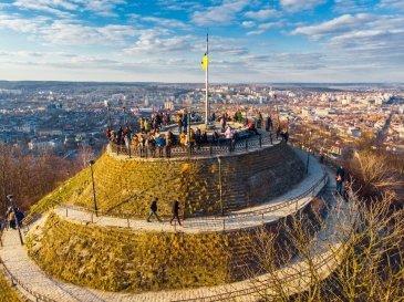wysoki zamek i kopiec Unii Lubelskiej.jpg