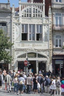 Europe Portugal Porto Ribeira Livraria Lello