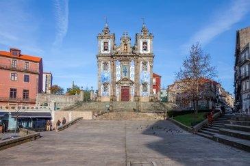 Santo IIdefonso Church