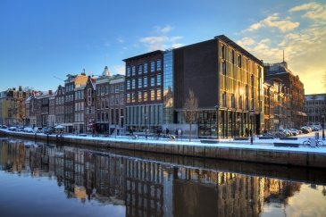 The Anna Frank Museum