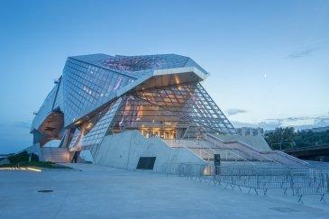 Musee des Confloences