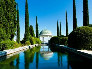 Jardin Historico- Curtural Finca de la Concepcion ,Malaga