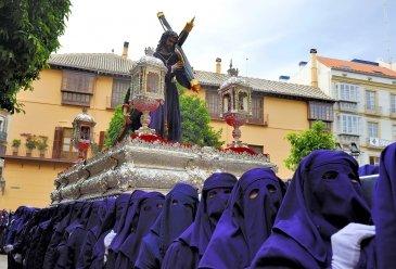 Samana Santa in Malaga