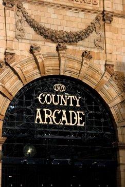 .County Arcade