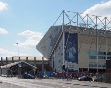 Elland road football stadium