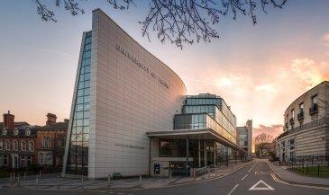 Ziff building - University of Leeds